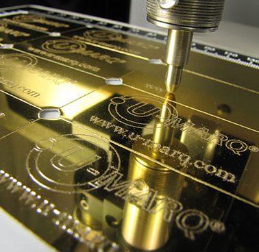 Brass Engraving